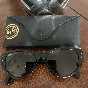 9a06b2a3846 Women s Ray Ban Cat Eye Sunglasses on Poshmark